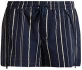 The Upside Kula striped shorts