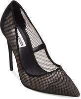 Steve Madden Women's Darling Fishnet Pumps