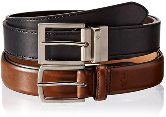 Dockers 2 Box Reversible and Brown Casual Belts