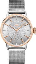 JBW Women's Belle 0.12 ctw Diamond Stainless Steel Watch J6339E