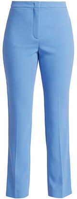 Piazza Sempione Full-Length Cady Pants