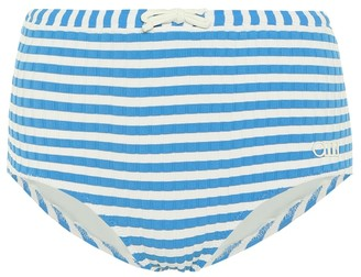Solid & Striped The Ginger striped bikini bottoms