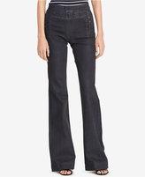 Lauren Ralph Lauren Flared Sailor Jeans
