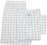 Geoffrey Beene Men's Big & Tall Short Sleeve Knee Length Pajama Set