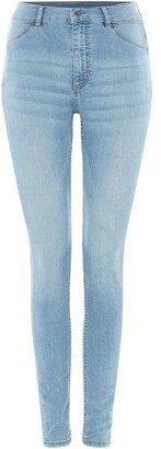 Cheap Monday High Rise Spray Skinny Jeans