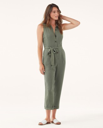 Splendid Helena Sleeveless Jumpsuit