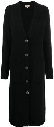 Temperley London Waltz long button-up cardigan