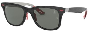 Ray-Ban Sunglasses, RB8395M 52