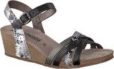 Mephisto Mado Strappy Wedge Sandal (Women's)