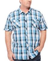 i jeans by Buffalo Manberg Short-Sleeve Woven Shirt - Big & Tall