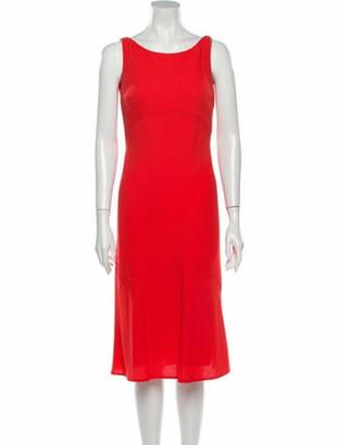 Narciso Rodriguez 2020 Midi Length Dress w/ Tags Wool