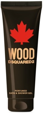 DSQUARED2 Men's Wood For Him Bath & Shower Gel, 6.7-oz.