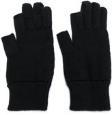 Rick Owens cashmere gloves - men - Cashmere - One Size