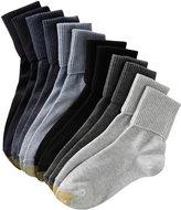 Gold Toe GOLDTOE® 6-pk. Turn-Cuff Socks