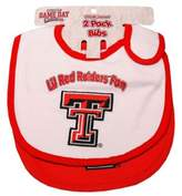 Bed Bath & Beyond Texas Tech University 2-Pack Infant Bib