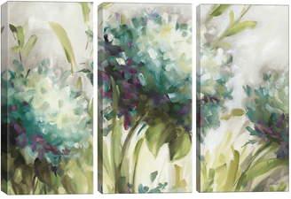 iCanvas Hydrangea Field by Lisa Audit Giclee Print Canvas Art
