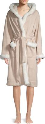 UGG Duffield Faux-Fur Deluxe Robe