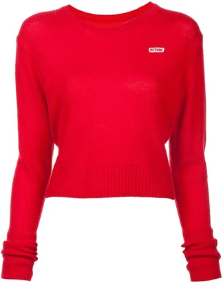 RE/DONE 50's Crew Neck Jumper