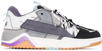 Off-White Arrow panelled sneakers