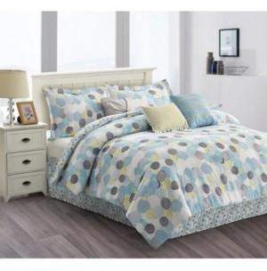 R2Zen Dolly 7-Piece Comforter Set - King Bedding