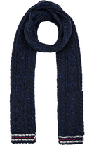 Thom Browne Cable Funmix Scarf