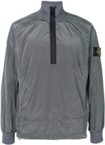 Stone Island half zip windbreaker jacket