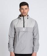 SikSilk Overhead Windrunner Jacket
