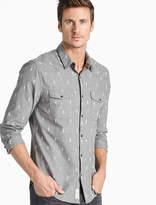 Lucky Brand Laguna Western Shirt