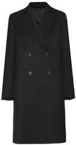 Helmut Lang Wool Twill Coat