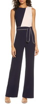 Vince Camuto Colorblock Jumpsuit