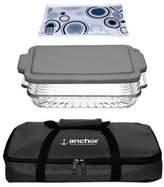 Anchor Hocking Anchor® 4-Piece Bakeware Set