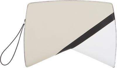 Narciso Rodriguez Boomerang 'Tooth' Clutch