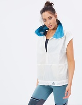 adidas by Stella McCartney Run Reflective Gilet