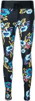 The Upside floral print leggings