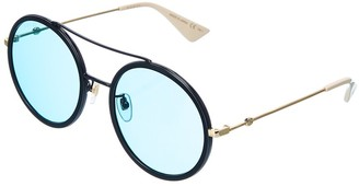 Gucci Women's Gg0061s 56Mm Sunglasses