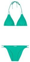 Heidi Klein Key West Double String Triangle Bikini