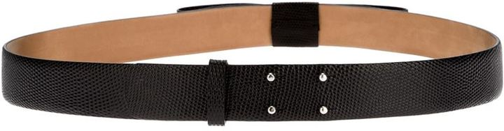 DSquared DSQUARED2 textured belt