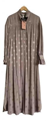 Sandra Mansour Other Viscose Dresses
