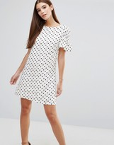 Paper Dolls Polka Dot Tunic Dress