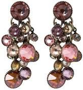 Konplott WATERFALLS Earrings beige/pink