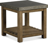 Rex End Table, Direct Ship