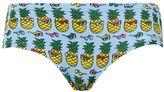 Topshop Pineapple Print Boypants