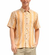 Quiksilver Waterman's Barbers Point Short Sleeve Shirt 8115842