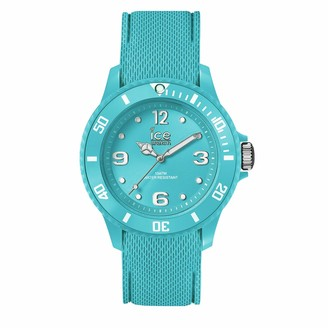 Ice Watch Ice-Watch - ICE sixty nine Turquoise - Men's (Unisex) wristwatch with silicon strap - 014764 (Medium)