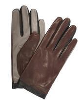 Portolano Nappa Contrast Cuff Gloves