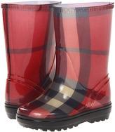 Burberry Sam (Toddler) (Claret Pink) - Footwear