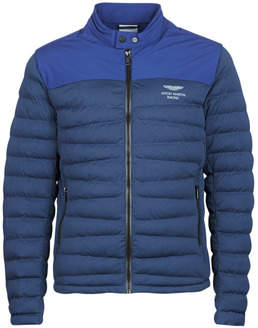 Hackett JACK men's Jacket in Blue