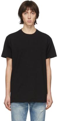 John Elliott Black Core Anti Expo T-Shirt