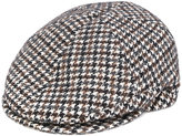 Tagliatore tweed flat cap