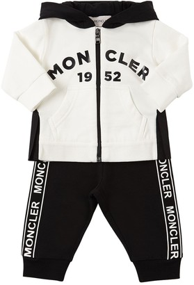 Moncler Cotton Sweatshirt & Sweatpants